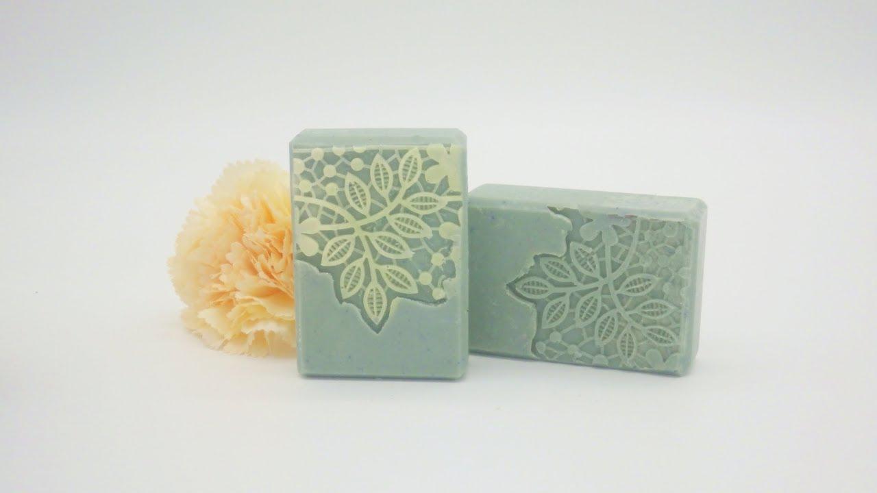 Hotel soap making machine